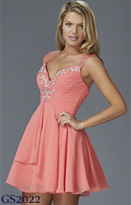 dama dress pink bridal dresses